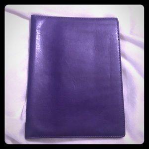 Filofax Flex Leather Cover